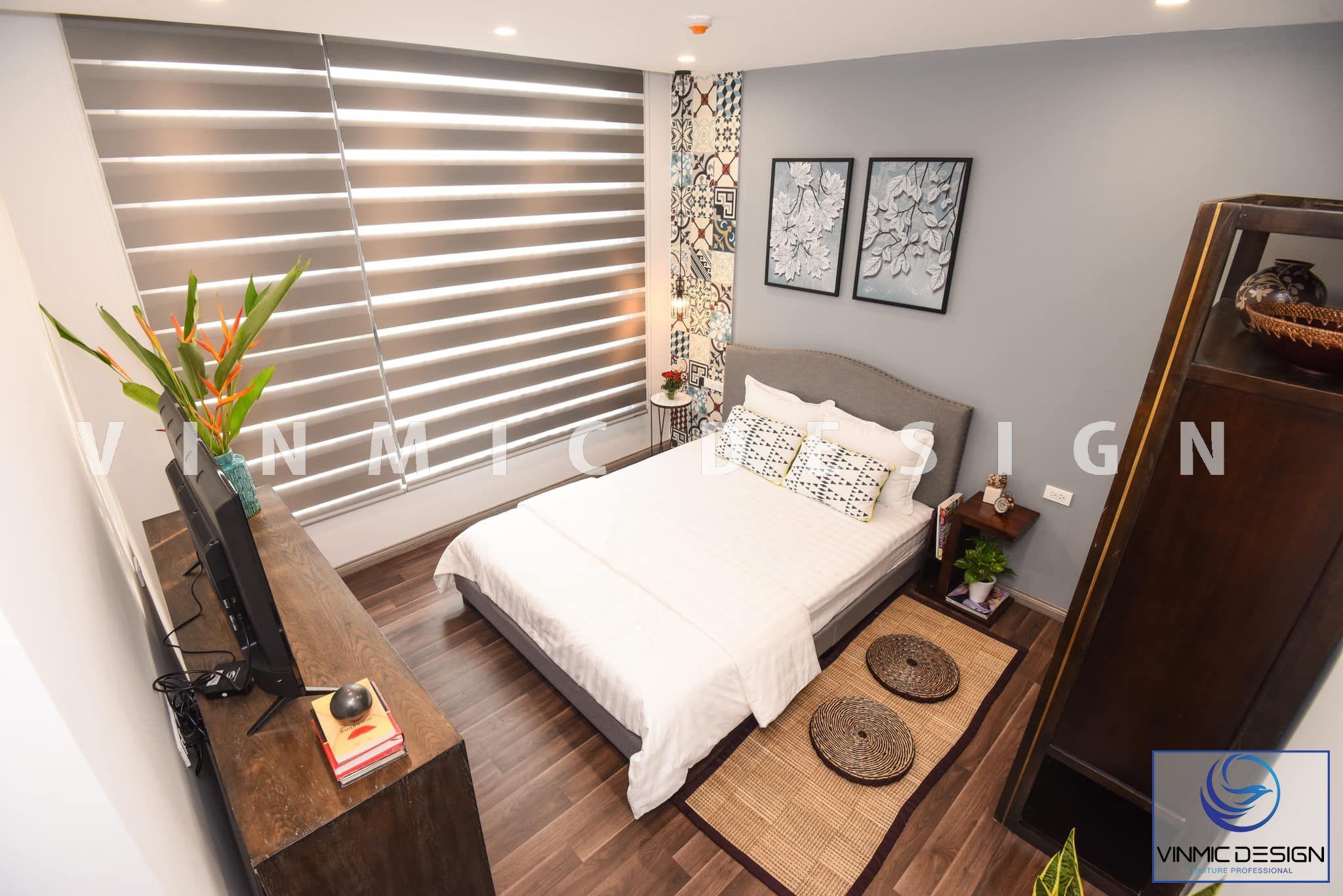 Thiết kế nội thất phong cách Indochine đẹp