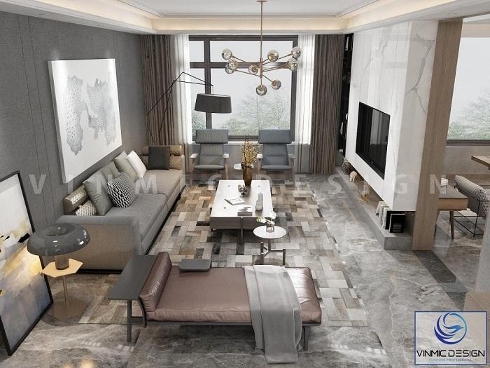 Các vật trang trí phòng khách hiện đại, phù hợp với không gian