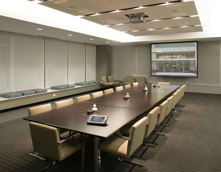 Sự cách điệu với chi tiết ghế chờ cho không gian phòng họp