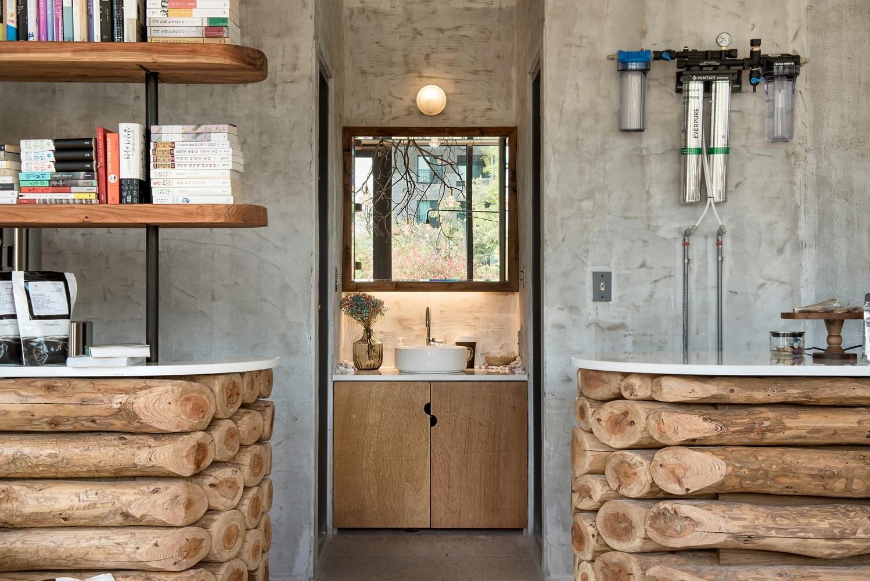 Thiết kế nơi rửa tay tiên lợi và đảm bảo sự cá nhân