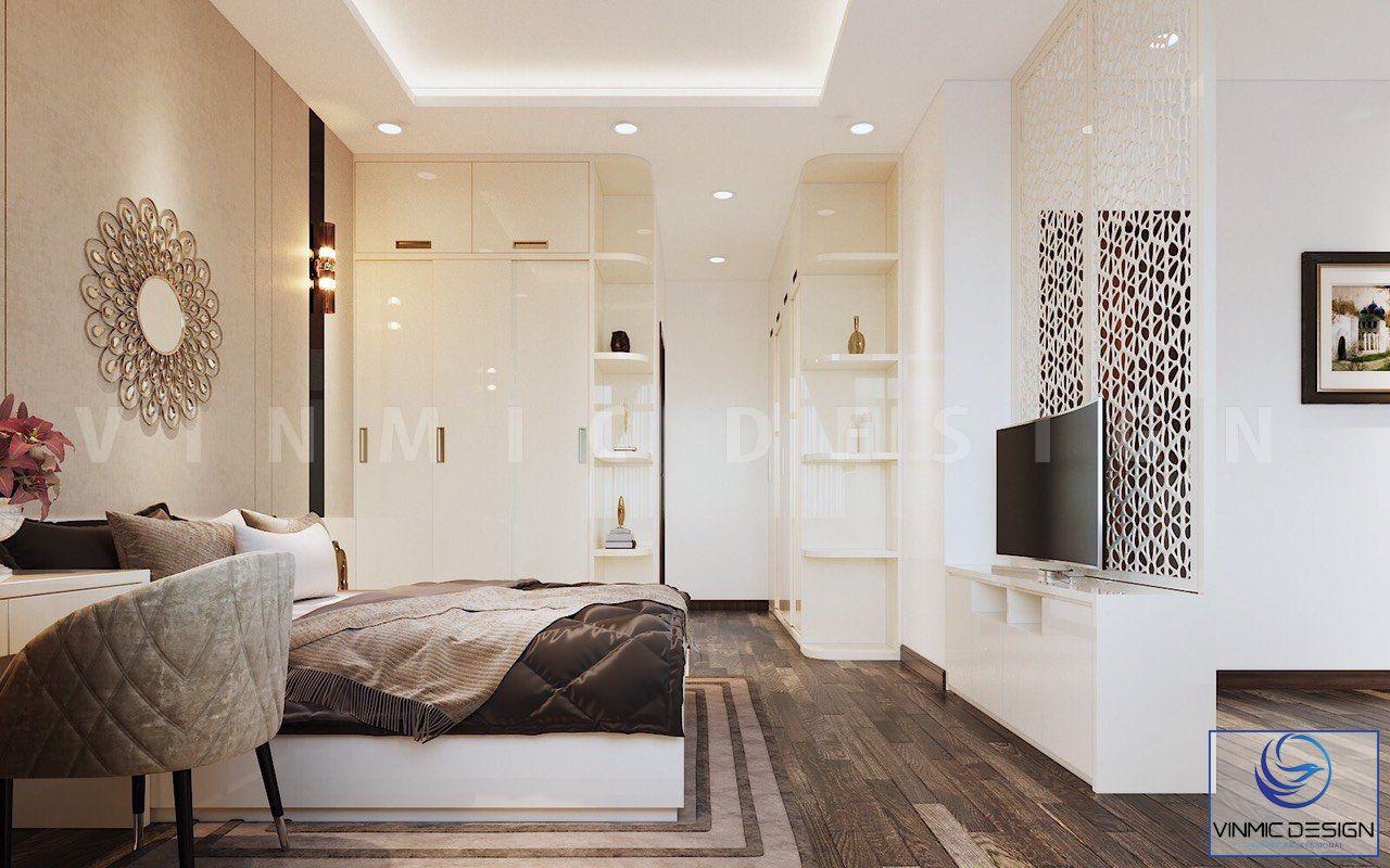 Các chi tiết trang trí đẹp cho căn phòng ngủ này
