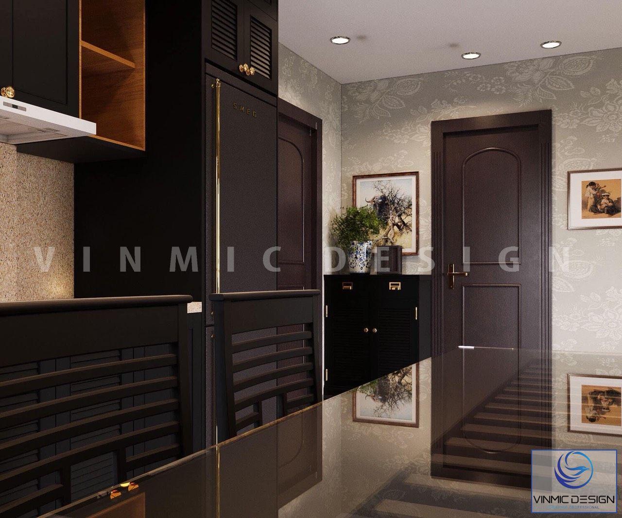 Thiết kế nội thất phong cách Á Đông đẹp