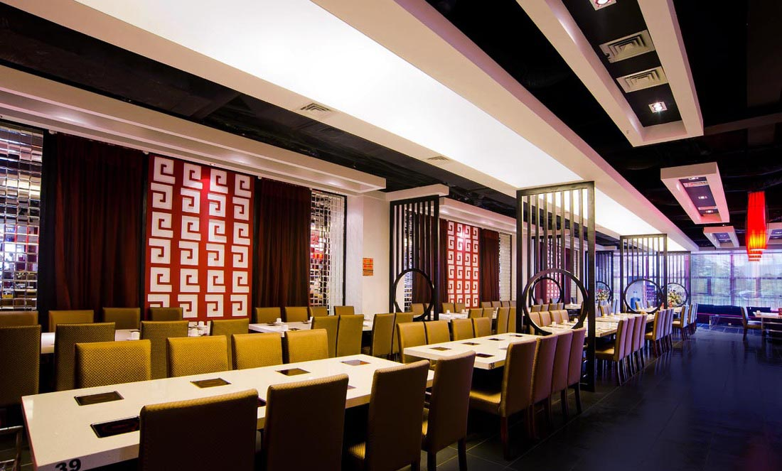 Mang vẻ đẹp sang trọng và tinh tế trong phong cách thiết kế Trung Hoa