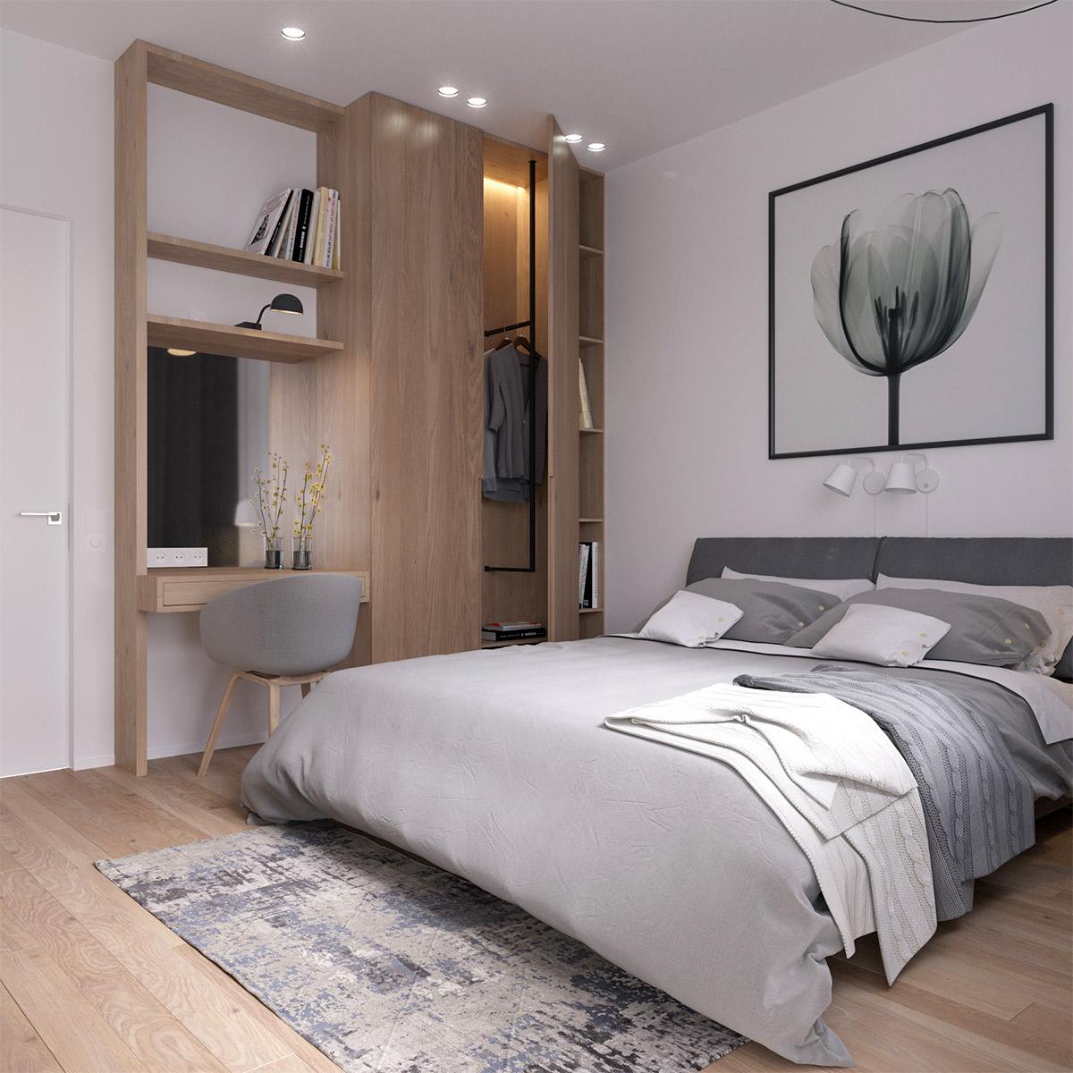 Thiết kế nội thất phong cách Scandinavian đẹp