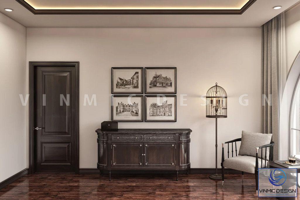 Đồ nội thất phòng ngủ phong cách Á Đông đậm chất thiền trong không gian trang trí