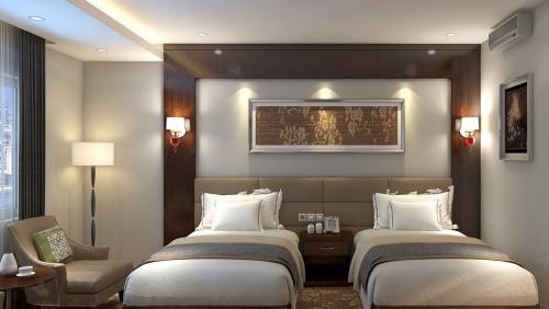Thiết kế nội thất khách sạn Thành Phố Hạ Long