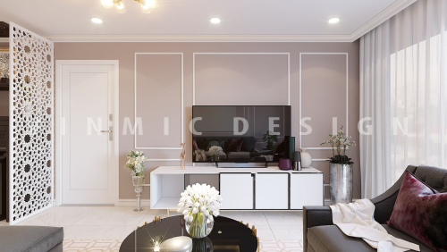 Những gợi ý khi thiết kế nội thất chung cư 90m2 tại Hải Phòng