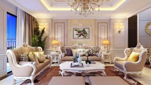 Thiết kế nội thất theo phong cách cổ điển đẹp nhất năm nay