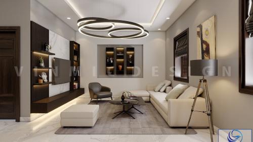 Thiết kế nội thất nhà ở đẹp tại Hải Dương