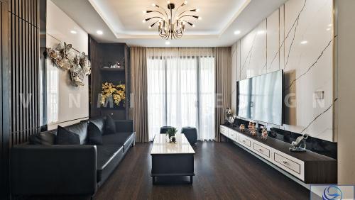 Thi công nội thất đẹp như thiết kế tại Imperia Sky Garden