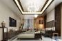 Thiết kế nội thất phòng khách phong cách Indochine