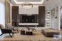 Thiết kế nội thất biệt thự phong cách hiện đại tại Long Biên